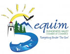 Logo for Sequim Chamber of Commerce