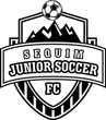 Logo for Sequim Jr. Soccer