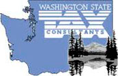 Logo for Washington State Tax Consultants